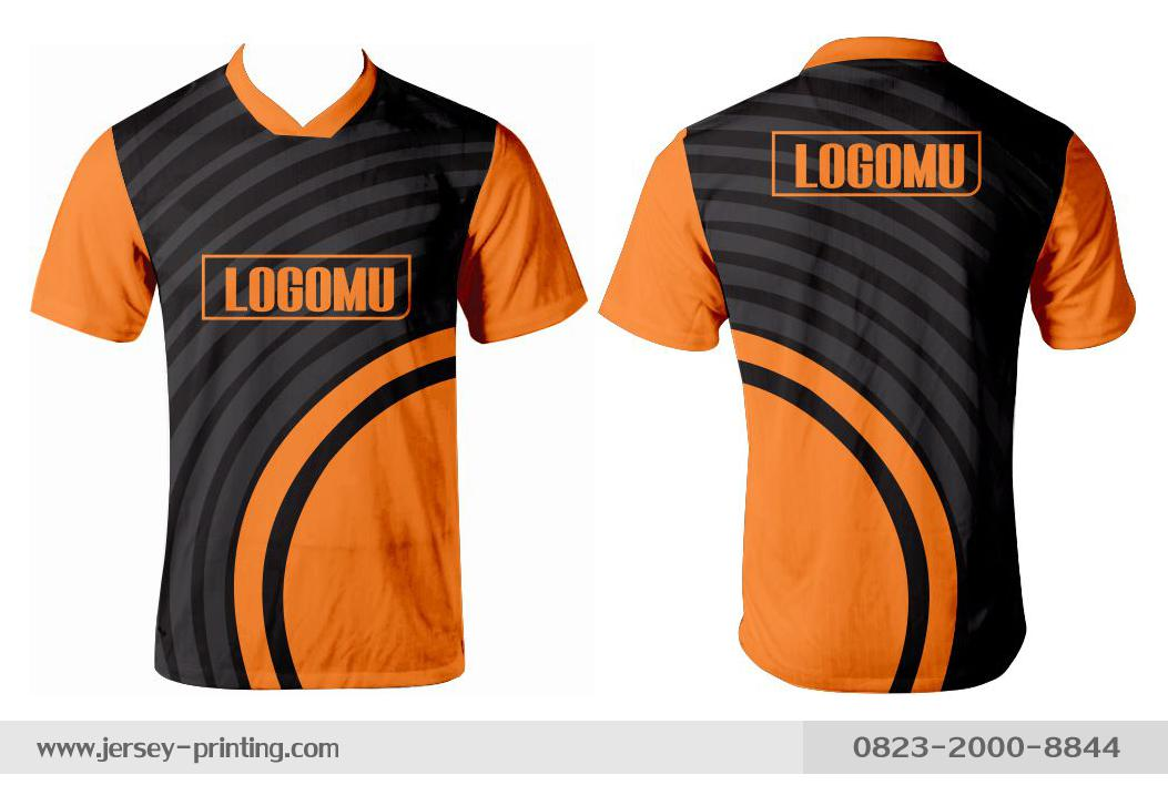 Jersey printing futsal gaming lari badminton panahan mancing (178)