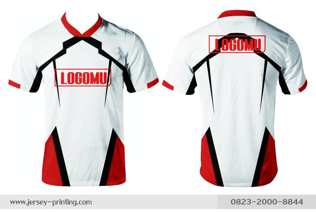 Jersey printing futsal gaming lari badminton panahan mancing (137)