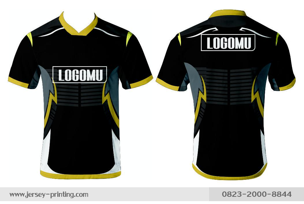 Jersey printing futsal gaming lari badminton panahan mancing (118)