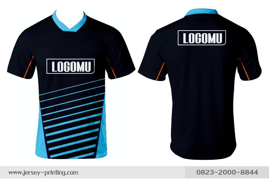 Jersey printing futsal gaming lari badminton panahan mancing (143)