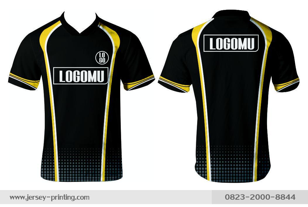 Jersey printing futsal gaming lari badminton panahan mancing (460)
