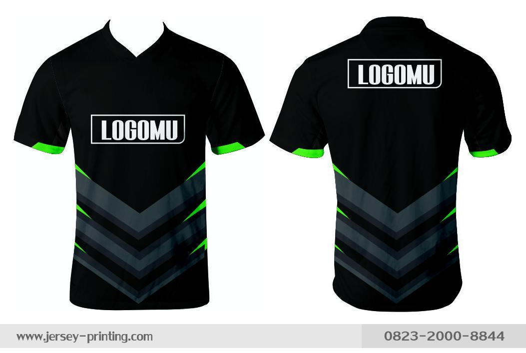 Jersey printing futsal gaming lari badminton panahan mancing (282)