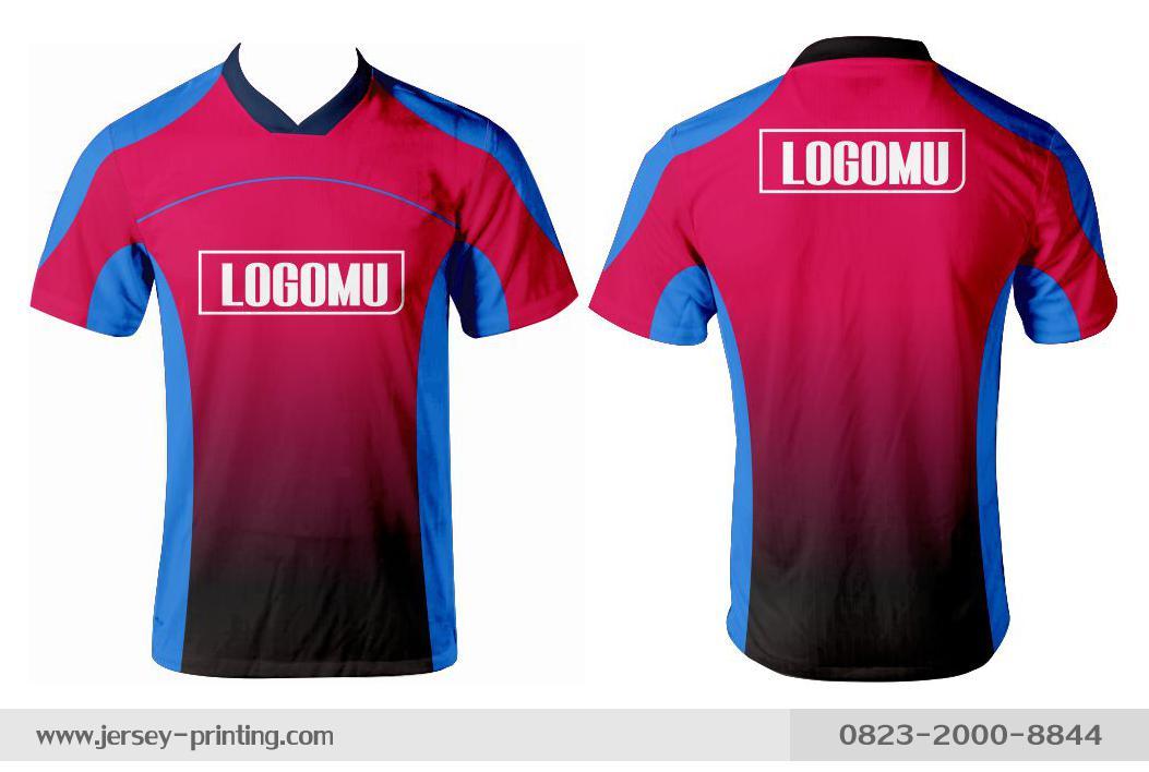 Jersey printing futsal gaming lari badminton panahan mancing (144)