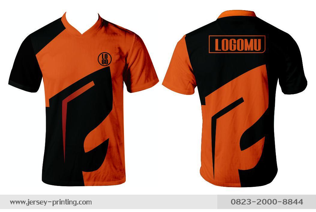 Jersey printing futsal gaming lari badminton panahan mancing (236)